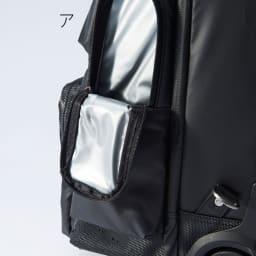 A.L.I(エー・エル・アイ)/WATER ZERO High Grade 2輪2WAYパックキャリー 36L 2.5kg ボトルポケット/防水・保冷・保温生地を使用