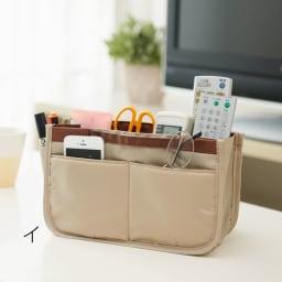 COGIT(コジット)/旅の便利が詰まった 12ポケットバッグインバッグ