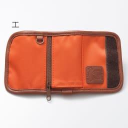 LOGOシリーズ/ウォレット(スキミング防止機能付きのミニ財布)