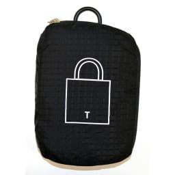 SOLO TOURIST(ソロツーリスト)/ポケットトートパック 約8L 折りたたむとポケットにも入る程度の大きさのバッグです。