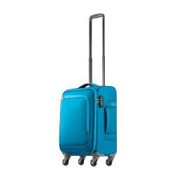 ace. ロックペイントSS ソフトキャリーバッグ 31L 2.3kg (オ)ブルー