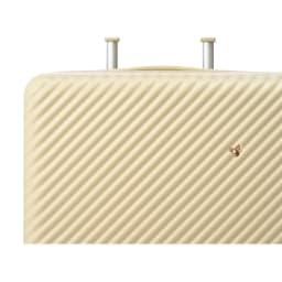 ACE HaNT(ハント) ストッパー付スーツケース サイドハンドル付 47L 3.5kg