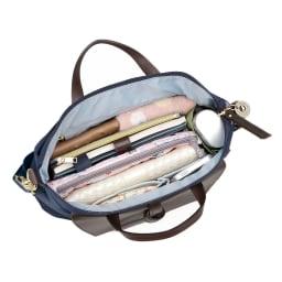 カナナプロジェクト ユリシリーズ ショルダーバッグ メインポケット