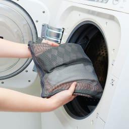 COGIT(コジット)/仕分けて便利!トラベルじゃばらポーチ 持ち帰った衣類をポーチごと洗濯機OK!