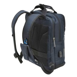 エンドー鞄/NEOPRO(ネオプロ) CONNECT スマホを充電USBポート搭載バックパック 少し長めのリュックベルト