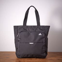 adidas(アディダス)/トートバッグ (ア)ブラック