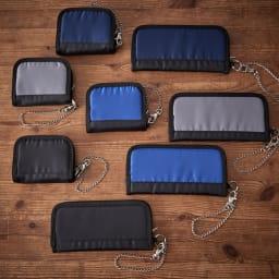チャンピオン ラッシュ チェーン付長財布 二つ折り財布は商品番号:NV19-04になります。