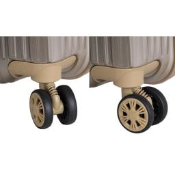 トライデント/拡張式ハードジッパースーツケース|キャリーケース・キャリーバッグ キャスター