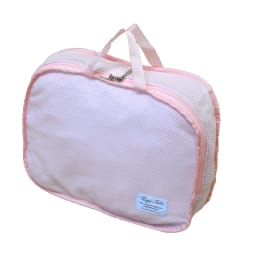 ランジェリーメッシュバッグ (イ)ピンク/Sサイズ
