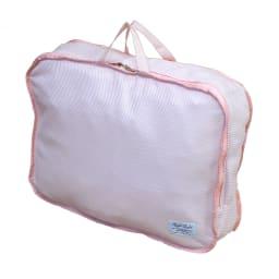 ランジェリーメッシュバッグ (イ)ピンク/Lサイズ