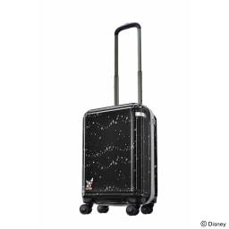 ace.ディズニー映画『ファンタジア』スーツケース (ア)ブラック/32L