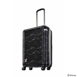 ace.ディズニー映画『ファンタジア』スーツケース (ア)ブラック/60L
