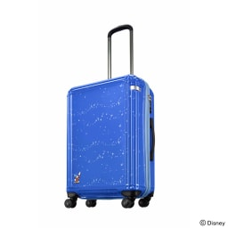 ace.ディズニー映画『ファンタジア』スーツケース (イ)ブルー/60L