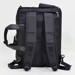 エンドー鞄/NEOPRO(ネオプロ) DELLIGHT 3WAYブリーフ (ア)ブラック/Back