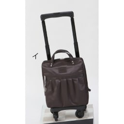 SWANY(スワニー)/支えるバッグ クレーペ 四輪ストッパー付き 約7L 2kg ピタッと止まる4輪ストッパー