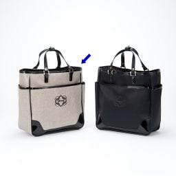 SWANY(スワニー)/支えるショッピングキャリーバッグ モノグラーモ・C M18 M18/両サイドの便利なポケットには傘などを