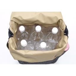 SWANY(スワニー)/フローロ キャリーバッグ L21 L21/2Lボトルが5本入ります。