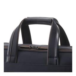 ace.(エース)/WORLD TRAVELER(ワールドトラベラー) ギャラント|2気室ビジネスバッグ ハンドルと開閉ファスナー式(色はダミーです。本体生地はブラックです。NV3441を参照下さい。)