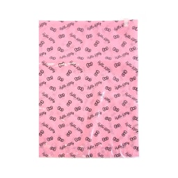 Hello Kitty(ハローキティ)/衣類圧縮袋 スタンダードロゴ(Mサイズ 4枚セット)