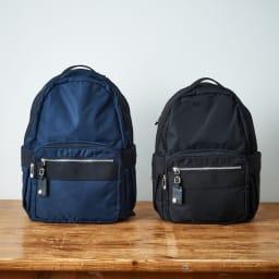 ace.TOKYO(エース トウキョウ)/オウストル タブレット収納ポケット付きA4対応リュック(小) 左は商品番号NV3803の画像です。