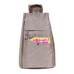 WORLD TRAVELER(ワールドトラベラー)/リンク ワンショルダーバッグ マップルmini版が入るサイズのポケット。出し入れに便利です。