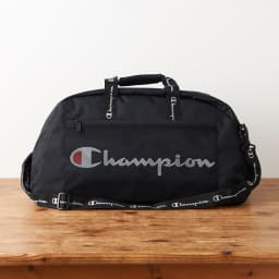チャンピオン/Champion ユージン ボストンバッグ (ア)ブラック