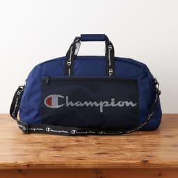 チャンピオン/Champion ユージン ボストンバッグ (イ)ネイビー