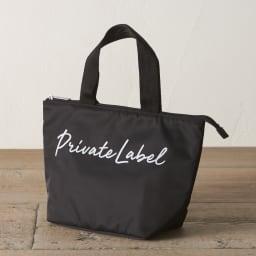 Private Label(プライベートレーベル)/エスミー 保冷機能搭載ミニトート (ア)ブラック