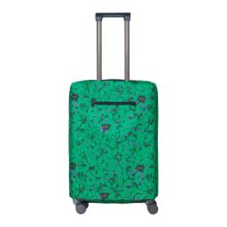 ACE HaNT(ハント)/ソロ ストッパー付スーツケース 32L ラゲージカバー付き…(ア)トルマリングリーン
