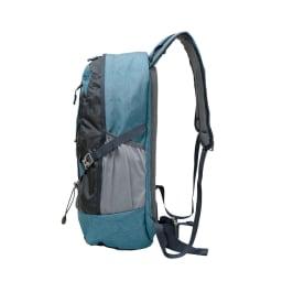 OUTDOOR SPORTS/アウトドアスポーツ マーセド バンジーコード付リュック 折りたたみ傘やペットボトル等が入る便利なサイドポケット