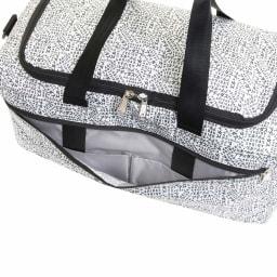 adidas(アディダス)/ボストンバッグ 前ファスナーポケット