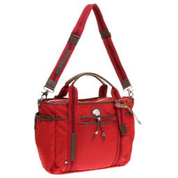 Orobianco(オロビアンコ)/3WAYトートバッグ ショルダーベルト付属で、手持ち・肩掛け・斜め掛けの3通りの持ち方が可能