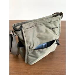 WORLD TRAVELER(ワールドトラベラー)/ヴェガ ショルダーバッグ 前面抗菌ポケット
