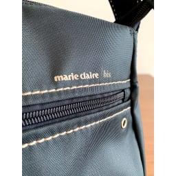 marie claire bis(マリ・クレール ビス)/シティ ショルダーバッグ ブランドロゴ