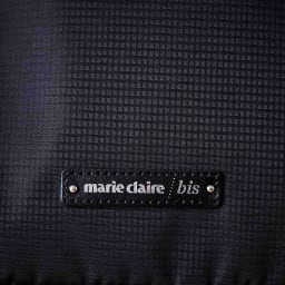 marie claire bis(マリ・クレール ビス)/エブド ショルダーバッグ (ア)ブラック…生地アップ