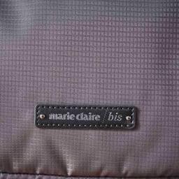 marie claire bis(マリ・クレール ビス)/エブド リュック (ウ)ベージュ…生地アップ