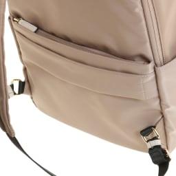 ace.(エース)/リモフィス 13.3inchパソコン収納対応、2気室リュック 背面ファスナーポケット