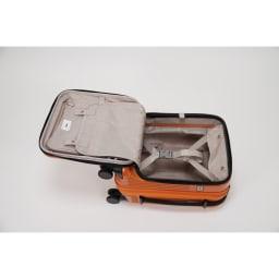 ace.(エース)/ロカベル 小型コインロッカーに入るスーツケース 21L かさばる荷物も入れやすいフロントオープン構造-2
