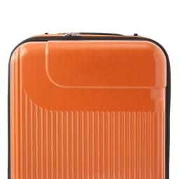 ace.(エース)/ロカベル 小型コインロッカーに入るスーツケース 21L ボディ表面は光沢が上品な鏡面加工