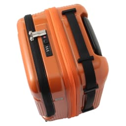 ace.(エース)/ロカベル 小型コインロッカーに入るスーツケース 21L ロッカーから引き出す際に指をかけやすいテープ式ハンドル