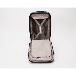 ace.(エース)/ロカベル 小型コインロッカーに入るスーツケース 26L かさばる荷物も入れやすいフロントオープン構造