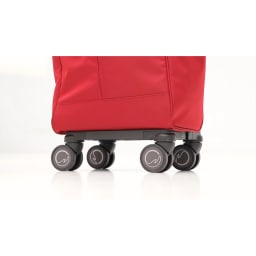 SOELTE/アルディートTR 普段のお出かけをしっかり支えるトローリーバッグ 旋回性に優れたキャスター搭載