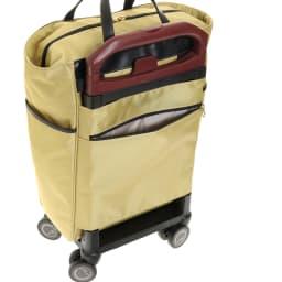 SOELTE/アルディートTR 普段のお出かけをしっかり支えるトローリーバッグ