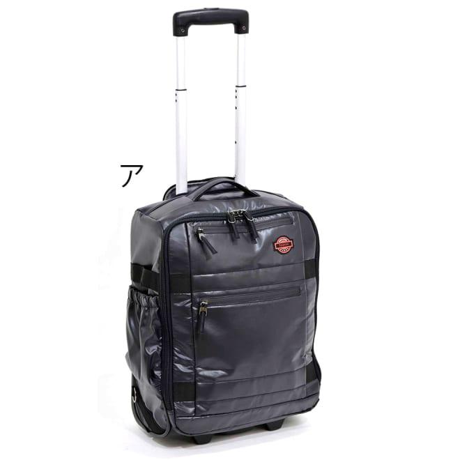 エンドー鞄/Spasso(スパッソ) リュックキャリー 21L 2.1kg (ア)クロ