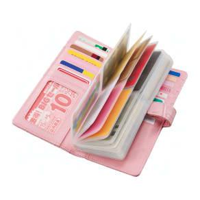 COGIT(コジット)/カードが見つけやすい56枚スリムカードケース 写真