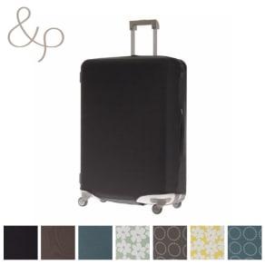 &P スーツケース/キャリーケースカバー 写真