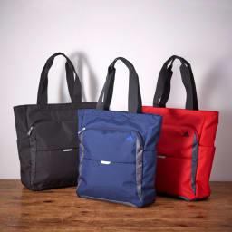 adidas(アディダス)/トートバッグ (ア)ブラック、(イ)ネイビー、(ウ)スカーレット(レッド)