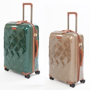 (Lサイズ 100L 4.36kg)Stratic(ストラティック)/「Leather & More」スーツケース|キャリーケース・キャリーバッグ 写真