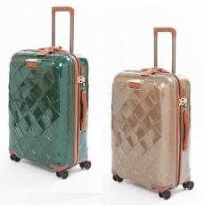 (Lサイズ 100L 4.36kg)Stratic(ストラティック)/「Leather & More」スーツケース|キャリーケース・キャリーバッグ