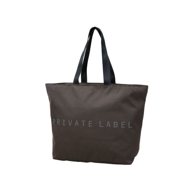 Private Label(プライベートレーベル)/ケリーB5サイズトートバッグ(中サイズ) (ア)ブラック